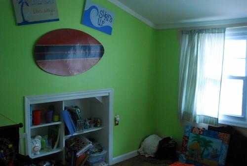 Nick's Room