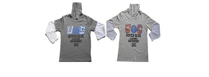 UOC Boy's twin layered long sleeve printed T shirts