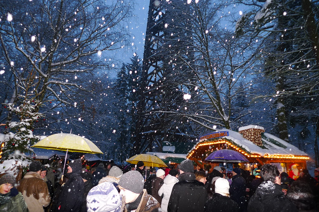 Goetheturm Frankfurt Weihnachtsmarkt.The World S Best Photos Of Goetheturm And Winter Flickr