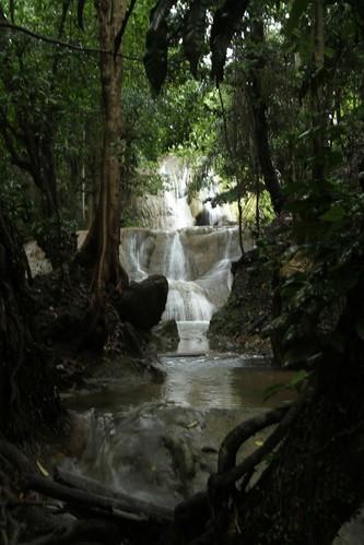 Oenesu, a small waterfall near Kupang, Indonesia - 02