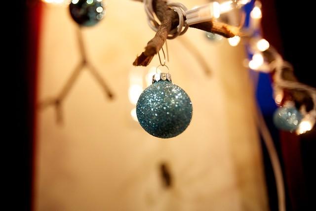 christmas branch