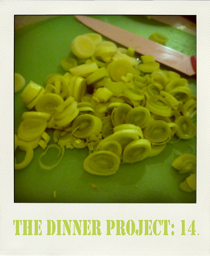 the dinner project: kw 15.