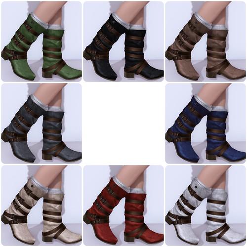 SLink - Blair Boots