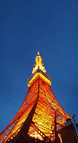 全景_東京鐵塔2