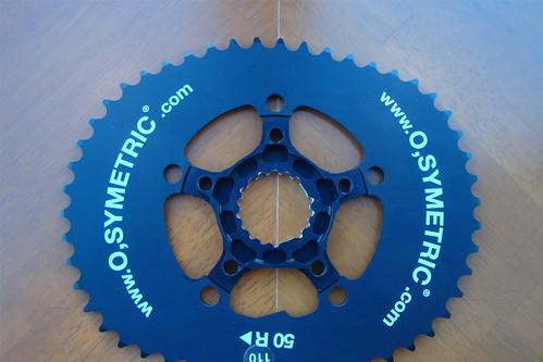 O.Symetric 50x34T
