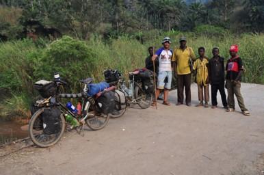 Nigeria/Cameroon frontier