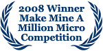 Staged4more Make Mine A Million Business Competition Award