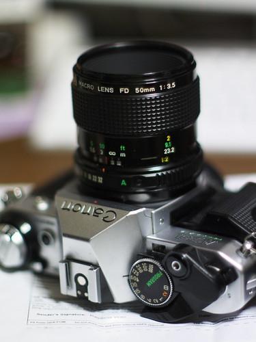 Canon AE1-P