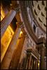 Pantheon Detail (albireo 2006) Tags: italien italy rome roma church wow italia columns pantheon chiesa italie kartpostal justpentax obliquemind obliquamente pentaxart