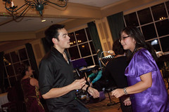 TANOCAL Christmas Party (besighyawn) Tags: restaurant berkeley dancing christmasparty 2010 hslordships ajscamera tanocal leilai leevanr