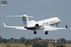N820HB - 1024 - Private - Gulfstream IV - Luton - 100422 - Steven Gray - IMG_0304