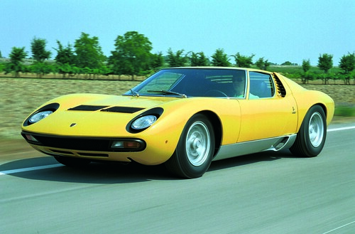 First Lamborghini Ever Made >> Scm S Five Best Lamborghinis Of All Time