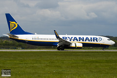 EI-EFD - 35011 - Ryanair - Boeing 737-8AS - Luton - 100510 - Steven Gray - IMG_0817