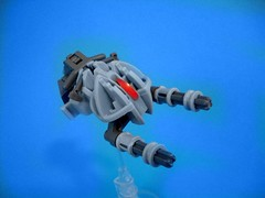 Heavy Interceptor (jestin pern) Tags: fiction classic scale lego space science dio spaceship neo fi midi heavy diorama sci interceptor starfighter