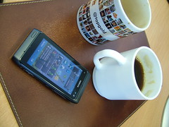 N8 and Coffee