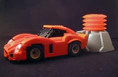 Ferrari 250 GTO Air Blast Racer