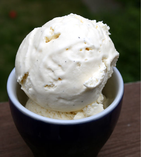 Honey Mustard Ice Cream Recipe — Dishmaps