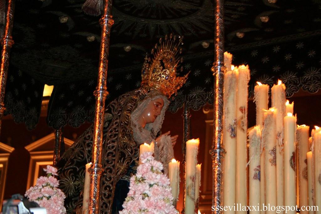 Nuestra Señora del Valle, Jueves Santo 2007