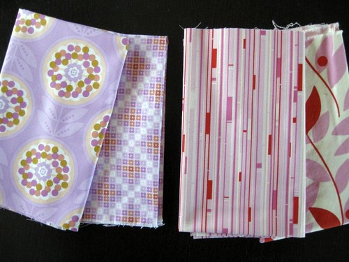 Weekends & Nicey Jane Fabrics