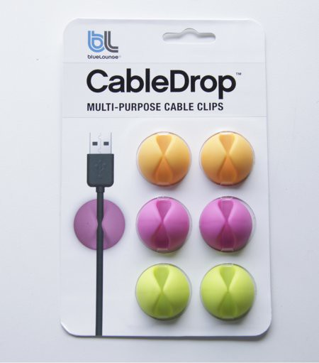BlueLounge Cable Drop
