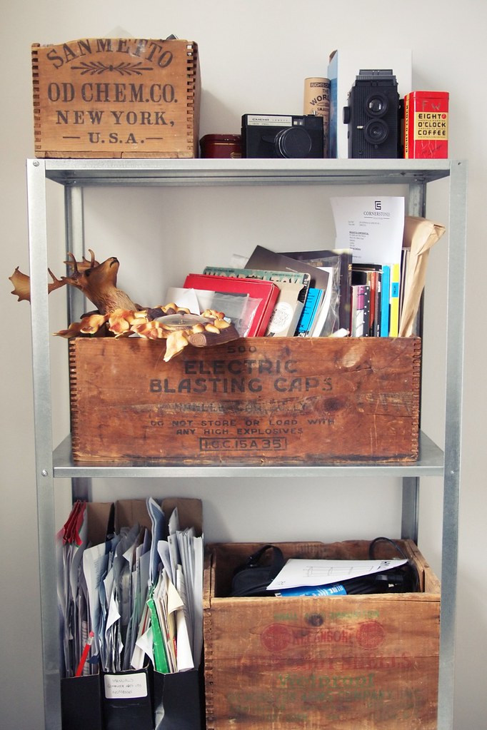 Josh's shelves