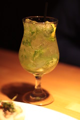 Arch Rock Fish - ginger julep