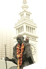 An Oldie from the Archives (Michelle Kerr) Tags: sanfrancisco ghandi marketplace