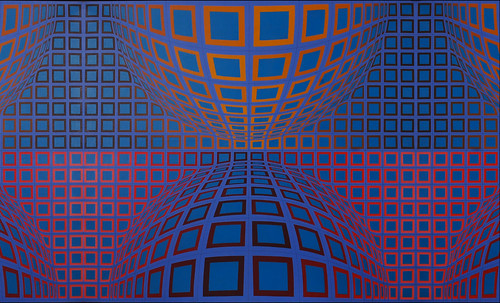"Victor Vasarely • <a style=""font-size:0.8em;"" href=""http://www.flickr.com/photos/30735181@N00/5323512393/"" target=""_blank"">View on Flickr</a>"