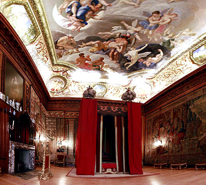 Hampton Court Palace London 2 040111 BZ 100 Panorama
