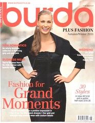 Burda Plus Magazine - Autumn, Winter 2010