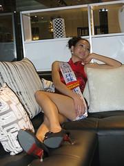 cheongsam model at JSWB Guangzhou (Pazhou) (zikay's photography(no PS)) Tags: girl model cheongsam