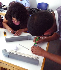 Escuelab spectroscope workshop