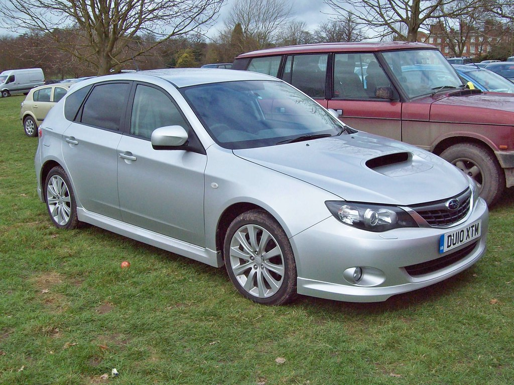 131 Subaru Impreza WRX (2008-on)