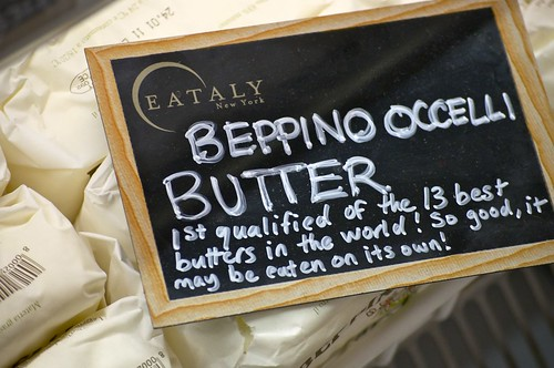 Beppino Occelli, Eataly, New York