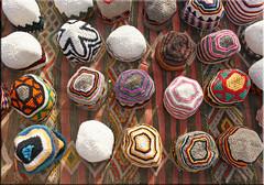 for your head only (mhobl) Tags: knitting colours market caps morocco maroc marokko sidiifni mützen teppiche kappen geschäftemärkte