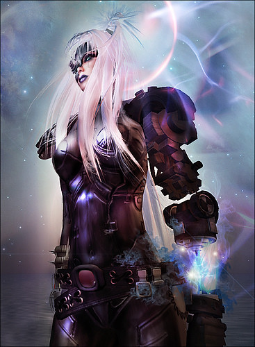 Mia Cyborg