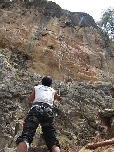 Rock Climbing - no. 9