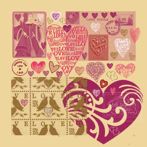 LoveHeartPaper