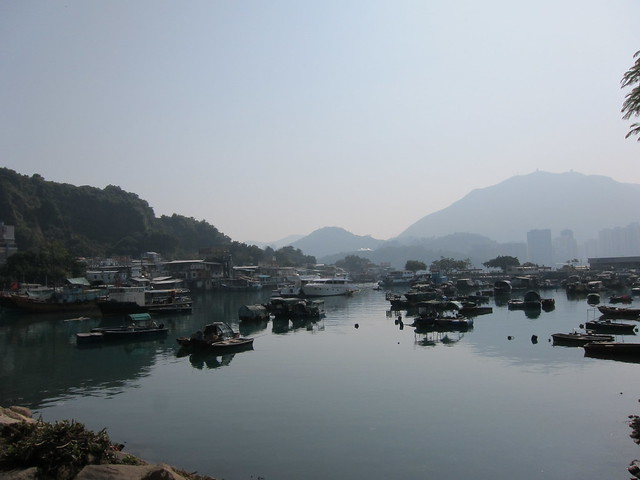 Saturday Excursion to Lei Yue Mun