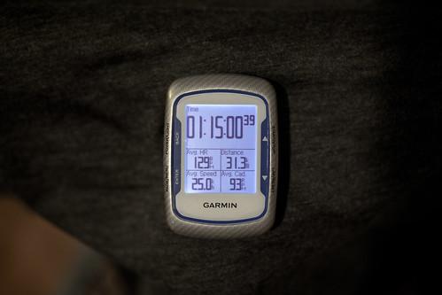 ave25.0 75min 31.3km