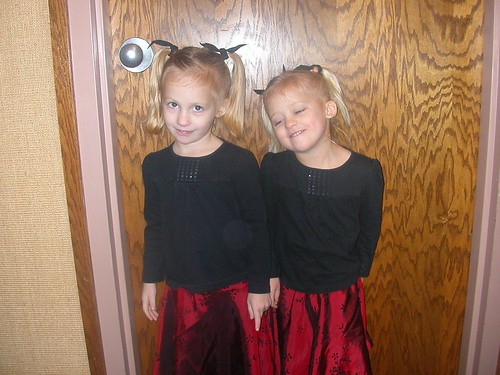 Jan 9 2011 Haley Shanna 1st day of Primary at St. Robert Ward, St. Robert Missouri