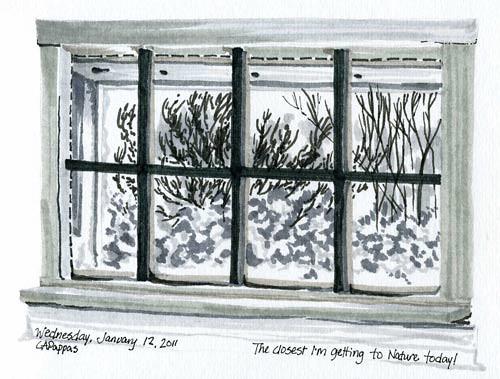 1-12-11, Snow