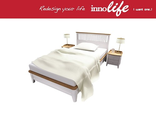 Twin Bed 3.5 ft.