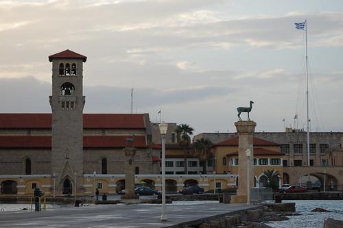 Port of Rhodes
