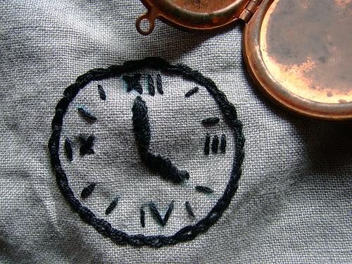 5 O'clock Tea Locket
