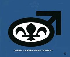 Logo  |  Quebec Cartier Mining Company  |  QCM  |  U.S. Steel | Lac Jeannine  |   Ville de Gagnon  |  Gagnonville  |  Mont Wright  | Fermont  |  Port-Cartier  |  Quebec (J.P. Gosselin) Tags: canada fleur logo de us iron mine open quebec steel cartier lac pit mining mount hematite wright fleurdelis specular ussteel barbel ore mont qc ville lis jeannine fer alchemist gagnon portcartier minerai alchimiste qcm fermont hématite mountwright quebeccartiermining hartjaune gagnonville spéculaire villedegagnon quebeccartierminingcompany logoquebeccartierminingcompanyqcmvilledegagnongagnonville