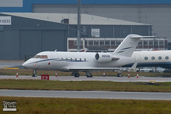 N25SB - 5115 - Private - Canadair CL-600-2B16 Challenger 601-3A - Luton - 110106 - Steven Gray - IMG_7532
