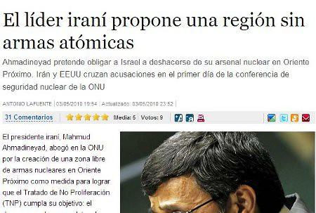 Público - Irán