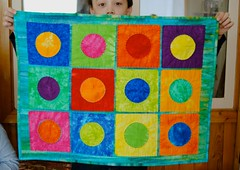 Project Quilting Challenge 1: Colors