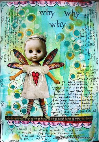 Art journal - Dreaming Again